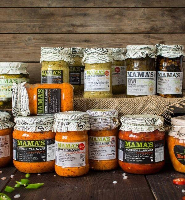 Mama's Food Hersteller Ajvar und Co